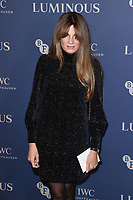 LONDON, UK. October 01, 2019: Jemima Khan at the Luminous Gala 2019 at the Roundhouse Camden, London.<br /> Picture: Steve Vas/Featureflash