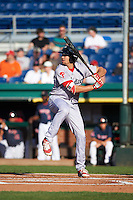 Reading Fightin Phils right fielder Dylan Cozens (31) during a game against the Portland Sea Dogs on May 31, 2016 at Hadlock Field in Portland, Maine.  Reading defeated Portland 6-4.  (Mike Janes/Four Seam Images)