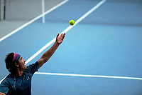 Oliver Statham. 2019 Wellington Tennis Open at Renouf Centre in Wellington, New Zealand on Saturday, 21 December 2019. Photo: Dave Lintott / lintottphoto.co.nz