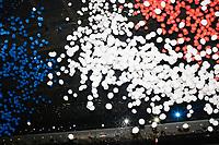 2016 DNC - Day 4 - Balloon Drop and Hillary Clinton Speech - Philadelphia PA - 28 Jul 2016
