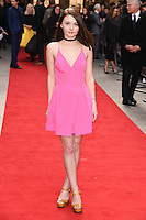 Jessica Barden<br /> at the Empire magazine Film Awards 2016 held at the Grosvenor House Hotel, London<br /> <br /> <br /> ©Ash Knotek  D3100 20/03/2016