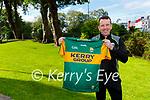 Luke Quinn Kerry GAA shop manager