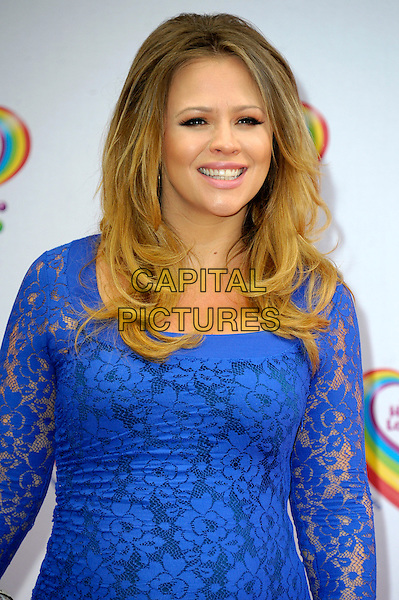LONDON, ENGLAND - JUNE 02: Kimberley Walsh attends the Health Lottery Tea Party at The Savoy Hotel on June 2, 2014 in London, England.<br /> CAP/CJ<br /> ©Chris Joseph/Capital Pictures
