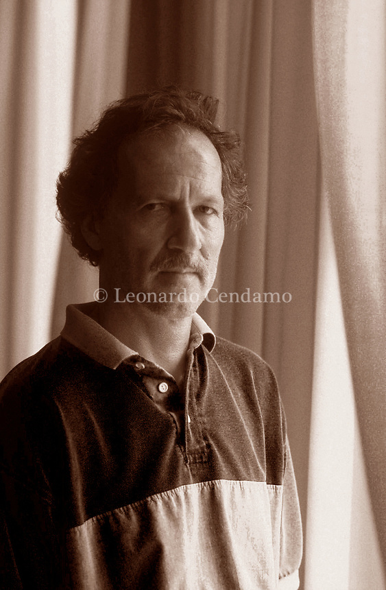 Werner Herzog, regista, sceneggiatore, produttore cinematografico, scrittore, attore tedesco. Considerato tra i più importanti esponenti del cosiddetto Nuovo cinema tedesco. Lido, 11 settembre 1999. Photo by Leonardo Cendamo/Gettyimages