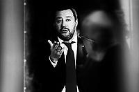 20190124  Salvini a Povera italia