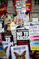 """21.03.2015 - """"Stand Up To Racism & fascism"""" - #M21 National Demo"""
