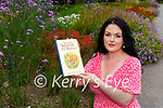 Katie O'Donoghue Killarney with her new book The Little Squirrel Who Worried