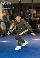 Rotterdam, The Netherlands, 14 Februari 2019, ABNAMRO World Tennis Tournament, Ahoy, Vincenzo,<br /> Photo: www.tennisimages.com/Henk Koster