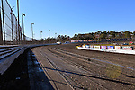 Feb 17, 2014; 3:57:07 PM;  Barberville, FL, USA;  World of Outlaws Late Model Series for 43rd Annual DIRTcar Nationals presented by Summit Racing Equipment at Volusia Speedway Park.  Mandatory Credit: (thesportswire.net)
