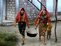 Indiens Cunas, Perou<br /> <br /> (date inconnue)<br /> <br /> PHOTO : Michel Faugere Publiphoto- Agence Quebec Presse