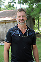 Actor/singer John Schneider at his home and movie facility in Holden, La.