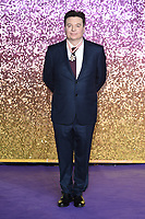 """Mike Myers<br /> arriving for the """"Bohemian Rhapsody"""" World premiere at Wembley Arena, London<br /> <br /> ©Ash Knotek  D3455  23/10/2018"""