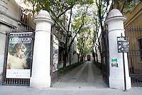 L'entrata della Camera di San Paolo a Parma.<br /> Entrance of Camera di San Paolo in Parma.<br /> UPDATE IMAGES PRESS/Riccardo De Luca