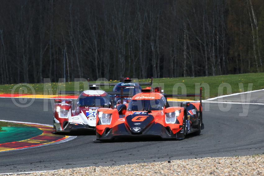 #25 G-DRIVE RACING (RUS) - AURUS 01/GIBSON - LMP2 PRO/AM - JOHN FALB (USA) / RUI ANDRADE (PRT)