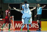 Argentina (ARG) vs Portugal (POR),  28-09-2016.