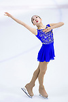 So Hyun An of South Korea competes in Senior Ladies group during the Asian Open Figure Skating Trophy 2017 on August 05, 2017 in Hong Kong, China. Photo by Marcio Rodrigo Machado / Power Sport Images