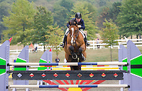 Horse Jumping Grand Prix, Horse Park of New Jersey, Allentown, New Jersey