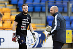St Johnstone v Dundee United…24.10.20   McDiarmid Park SPFL<br />