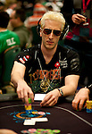 Pokerstars Team Pro Elky goes all in and eliminates a player with pocket aces.