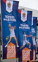 22-12-13,Netherlands, Rotterdam,  Topsportcentrum, Tennis Masters, , , Wheelchair final, Jiske Griffioen(NED)   Marjolein Buis(NED)<br /> Photo: Henk Koster