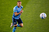 HARRISON, NJ - SEPTEMBER 23: HARRISON, NJ - Wednesday, September 23, 2020: Alexander Ring during a game between New York City FC and Toronto FC on September 23, 2020 at Red Bull Arena in Harrison, New Jersey during a game between Toronto FC and New York City FC at Red Bull Arena on September 23, 2020 in Harrison, New Jersey.