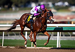 December 26, 2020: Wipe th Slate and Mario Gutierrez wins a maiden race at Santa Anita Park in Arcadia, California on December 26, 2020. Evers/Eclipse Sportswire/CSM