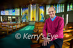Fr Padraig Walsh at Saint Brendans church, Tralee.