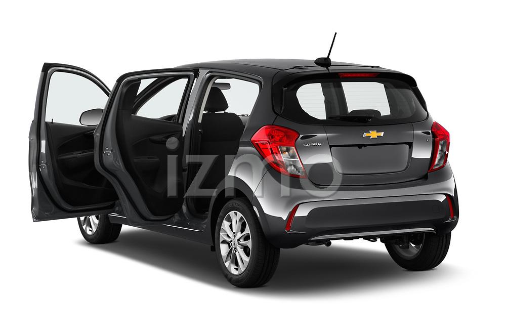 Car images close up view of a 2020 Chevrolet Spark 1LT 5 Door Hatchback doors