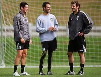 080409 A-League Football - Phoenix Training