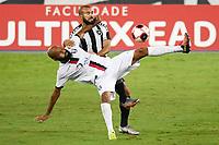 Rio de Janeiro (RJ), 07/03/2021 - Botafogo-Resende - Jogador do Resende,durante partida contra o Botafogo,válida pela 2ª rodada da Taça Guanabara,realizada no Estádio Nilton Santos (Engenhão), na zona norte do Rio de Janeiro,neste domingo (07).