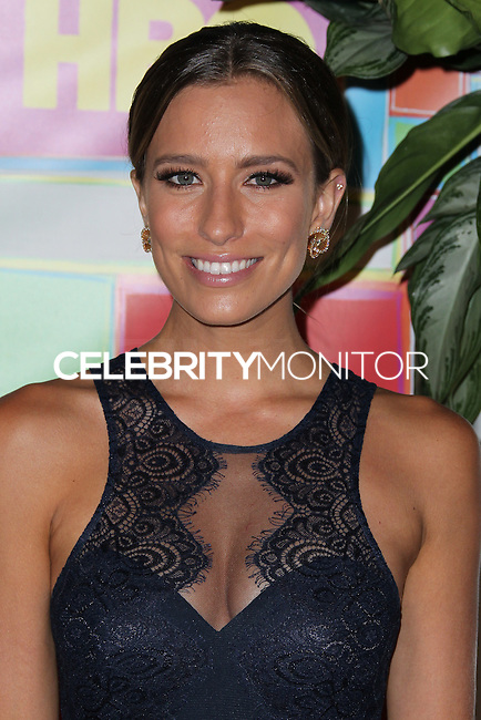 WEST HOLLYWOOD, CA, USA - AUGUST 25: Renee Bargh at HBO's 66th Annual Primetime Emmy Awards After Party held at the Pacific Design Center on August 25, 2014 in West Hollywood, California, United States. (Photo by Xavier Collin/Celebrity Monitor)