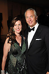 """Phoebe and Bobby Tudor at """"Modern"""" the  Museum of Fine Arts Houston's Grand Gala Ball  Friday Oct. 12,2012.(Dave Rossman photo)"""