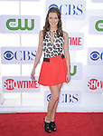 Katie Cassidy attends CBS, THE CW & SHOWTIME TCA  Party held in Beverly Hills, California on July 29,2011                                                                               © 2012 DVS / Hollywood Press Agency