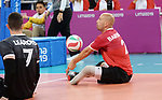 Mikael Bartholdy, Lima 2019 - Sitting Volleyball // Volleyball assis.<br />