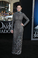 Eva Green at the premiere of Warner Bros. Pictures' 'Dark Shadows' at Grauman's Chinese Theatre on May 7, 2012 in Hollywood, California. ©mpi26/ MediaPunch Inc.