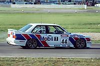 Round 13 of the 1991 British Touring Car Championship. #44 Tim Sugden (GBR). BMW Team Finance. BMW M3.