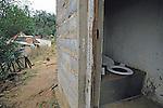Sani Pass Youth Hostel Toilet