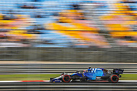 63 RUSSELL George (gbr), Williams Racing F1 FW43B, action during the Formula 1 Rolex Turkish Grand Prix 2021, 16th round of the 2021 FIA Formula One World Championship from October 8 to 10, 2021 on the Istanbul Park, in Tuzla, Turkey -<br /> Formula 1 Turkish GP 08/10/2021<br /> Photo DPPI/Panoramic/Insidefoto <br /> ITALY ONLY