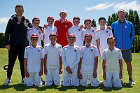 Medbury School. National Primary Cup boys' cricket tournament at Lincoln Domain in Christchurch, New Zealand on Wednesday, 20 November 2019. Photo: John Davidson / bwmedia.co.nz