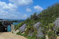 Hafen Rosière Steps, Insel Herm, Kanalinseln