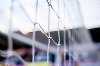 Netting, Nets Detail <br /> Re: Behind the Scenes Photographs at the Liberty Stadium ahead of and during the Premier League match between Swansea City and Bournemouth at the Liberty Stadium, Swansea, Wales, UK. Saturday 25 November 2017
