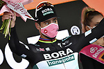 Peter Sagan (SVK) Bora-Hansgrohe wins Stage 10 of the 103rd edition of the Giro d'Italia 2020, running 177km from Lanciano to Tortoreto, Italy. 13th October 2020.  <br /> Picture: Tommaso Pelagalli/BettiniPhoto | Cyclefile<br /> <br /> All photos usage must carry mandatory copyright credit (© Cyclefile | Tommaso Pelagalli/BettiniPhoto)