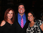 "General Hospital Jacklyn Zeman ""Bobbie Spencer"" poses with Dale Badway and Gina. Jackie is honorary chair of The 29th Annual Jane Elissa Extravaganza which benefits The Jane Elissa Charitable Fund for Leukemia & Lymphoma Cancer, Broadway Cares and other charities on November 14, 2016 at the New York Marriott Hotel, New York City presented by Bridgehampton National Bank and Walgreens.  (Photo by Sue Coflin/Max Photos)"