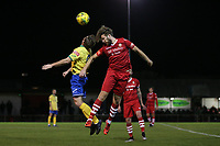Remi Sutton of Hornchurch during Hornchurch vs Wingate & Finchley, Pitching In Isthmian League Premier Division Football at Hornchurch Stadium on 6th October 2020