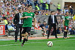 Athletic Club´s Gaizka Toquero during 2014-15 La Liga match between Atletico de Madrid and Athletic Club at Vicente Calderon stadium in Madrid, Spain. May 02, 2015. (ALTERPHOTOS/Luis Fernandez)