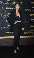 """October 12, 2021.Jihae attend HBO's """"Succession"""" Season 3 Premiere at the  American Museum of Natural History in New York October 12, 2021 Credit: RW/MediaPunch"""