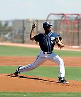 Edgar Martinez - 2019 AIL Padres (Bill Mitchell)