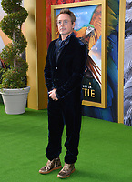 "LOS ANGELES, USA. January 11, 2020: Robert Downey Jr. at the premiere of ""Dolittle"" at the Regency Village Theatre.<br /> Picture: Paul Smith/Featureflash"