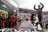 NASCAR Xfinity Series<br /> Fitzgerald Glider Kits 300<br /> Bristol Motor Speedway, Bristol, TN USA<br /> Saturday 22 April 2017<br /> Erik Jones, Reser's American Classic Toyota Camry<br /> World Copyright: Matthew T. Thacker<br /> LAT Images<br /> ref: Digital Image 17BMS1mt1379