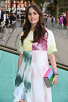 Tania Fares<br /> arrives for the V&A Summer Party 2016, South Kensington, London.<br /> <br /> <br /> ©Ash Knotek  D3135  22/06/2016